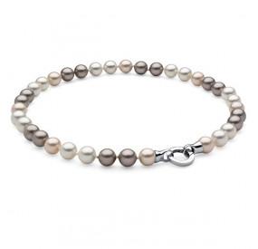 Naszyjnik kremowy perła 10 mm